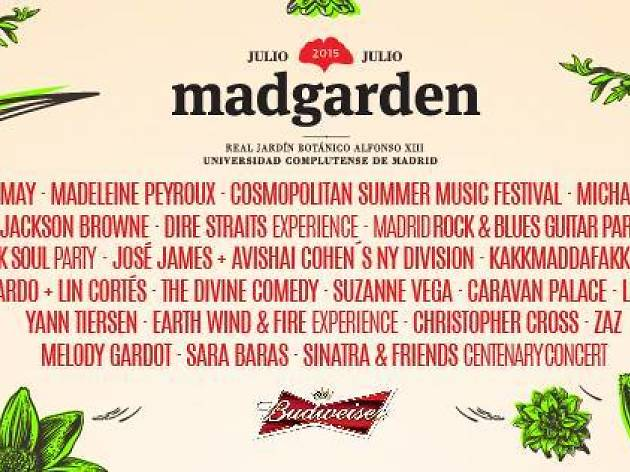 Madgarden Festival 2015