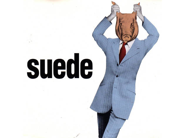 'Animal Nitrate' – Suede