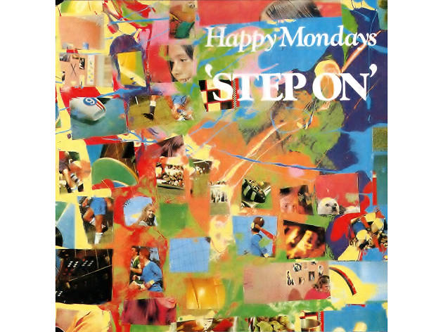 happy mondays, step on
