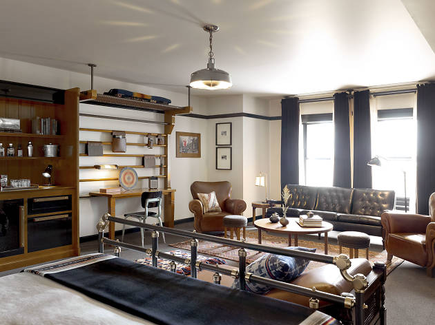 Chicago athletic association hotels in loop chicago for Boutique hotels chicago loop