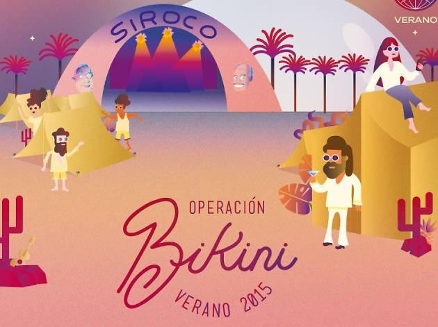 XVI Operación Bikini