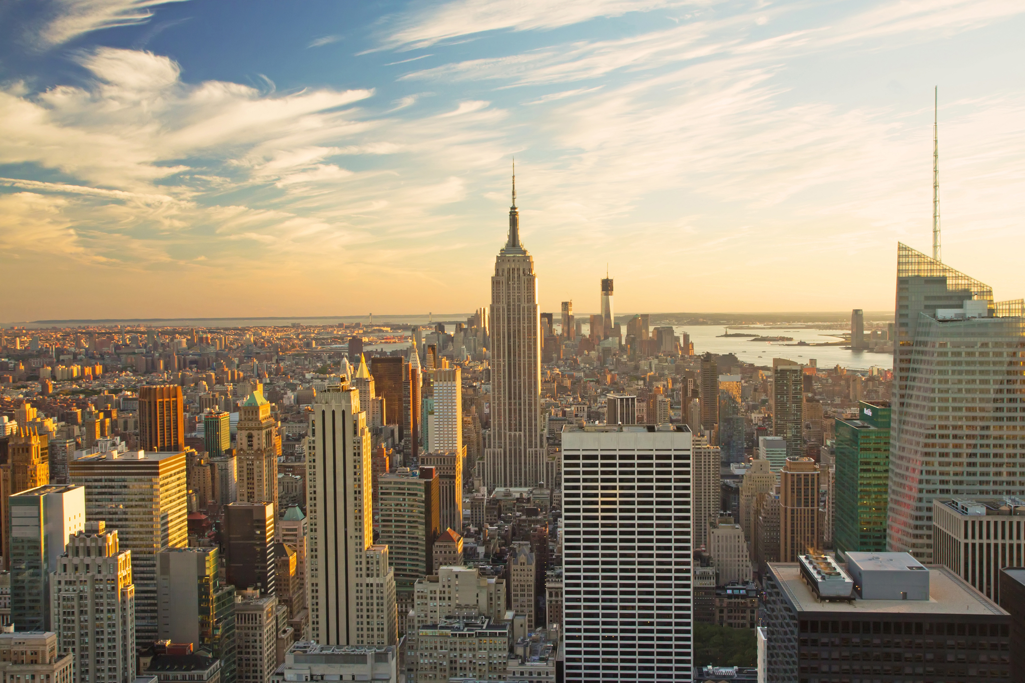 31 signs that New York City likes you today