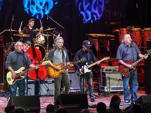 Fare Thee Well: Grateful Dead Live