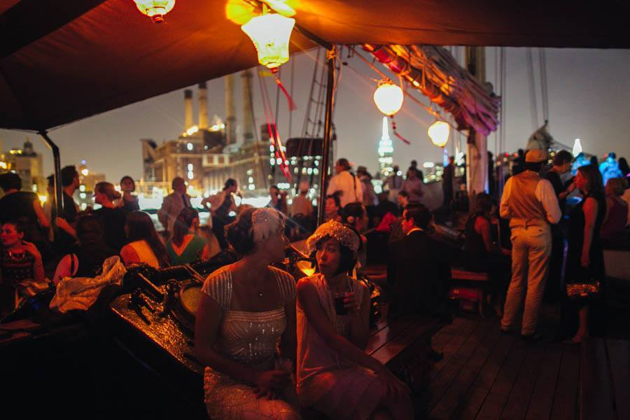 The best boat parties in NYC