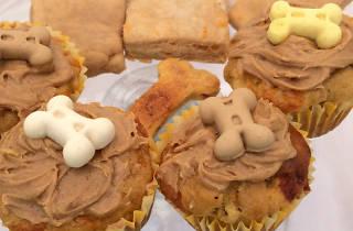 Cupcakes para perro de dogkery