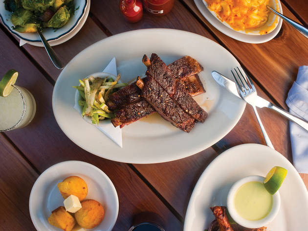 Pig out on Texas BBQ