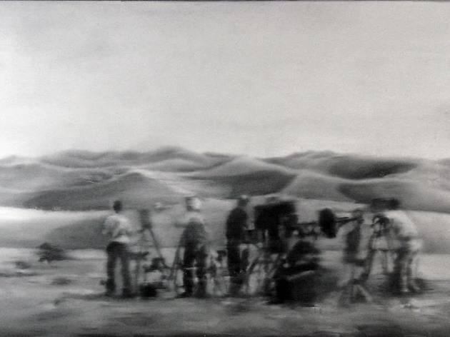Eduard Resbier. Muro de las Sombras