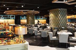 Retro Café Ramadhan buffet