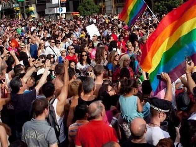 Pregón World Pride Madrid 2017