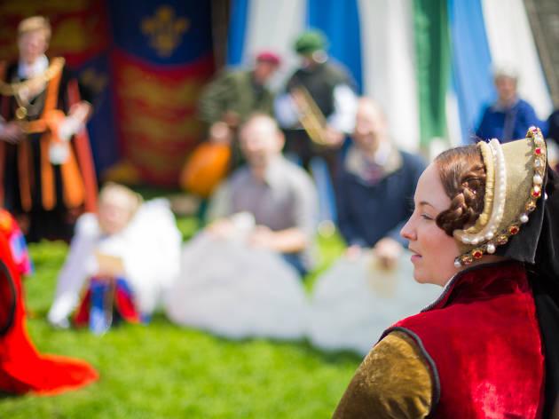 Tudors at the Tower