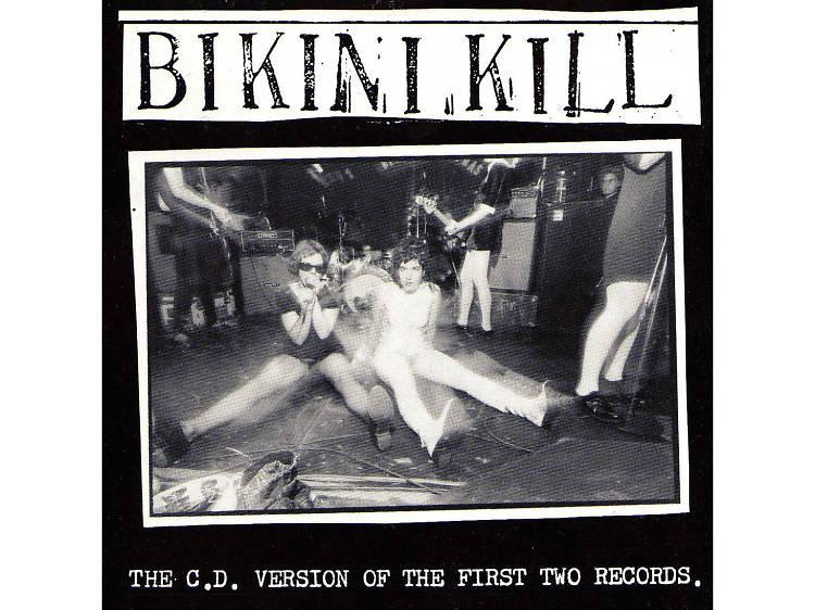 """Rebel Girl"" by Bikini Kill"