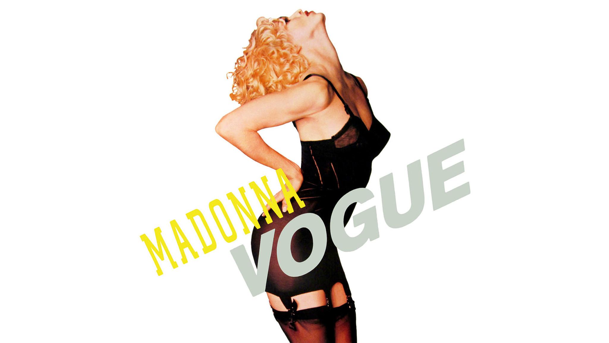 'Vogue' – Madonna