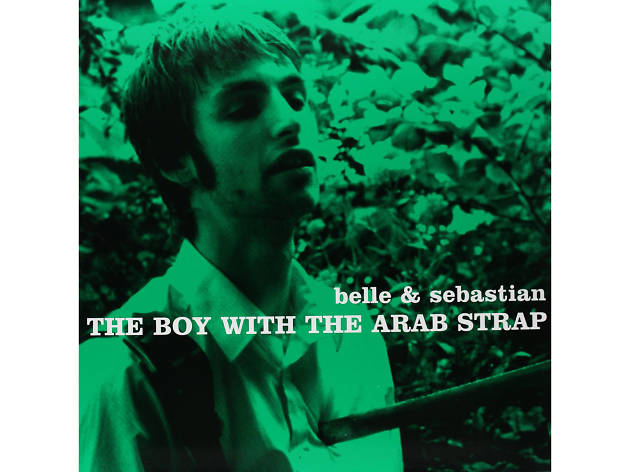 belle and sebastian, boy with the arab strap