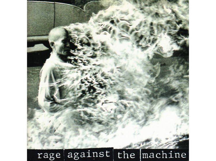 """""""Killing in the Name"""" by Rage Against The Machine"""