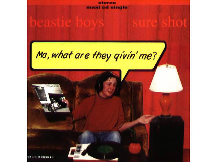 """Sure Shot"" by Beastie Boys"
