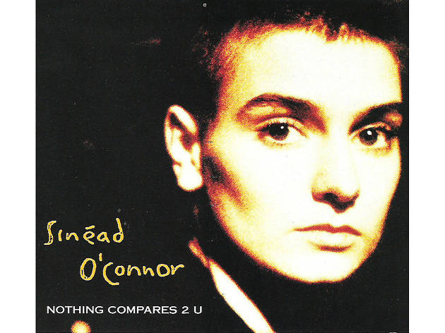 sinead o'connor, nothing compares 2 u
