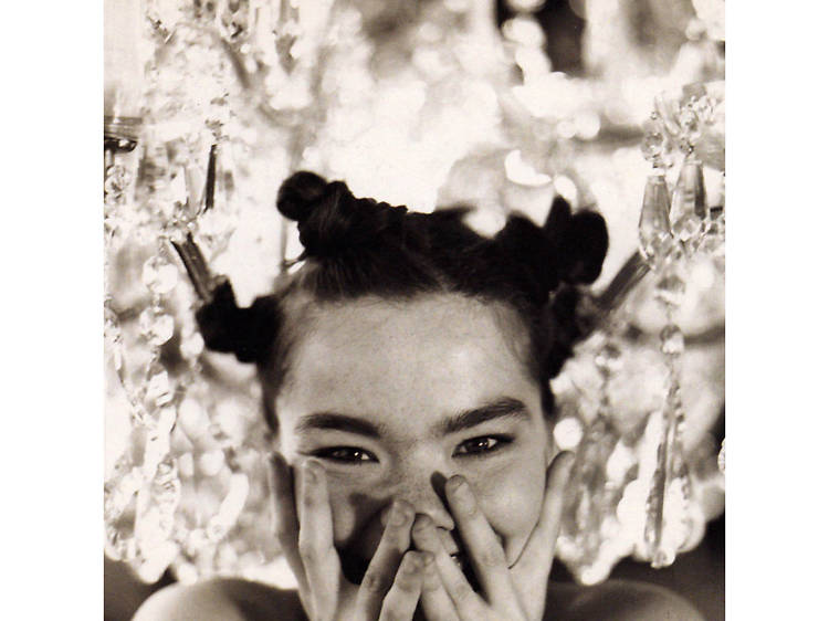 """Big Time Sensuality"" by Björk"