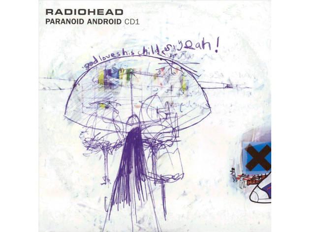 radiohead, paranoid android
