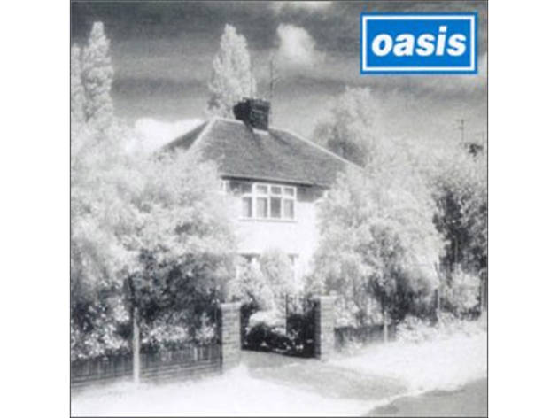 oasis, live forever