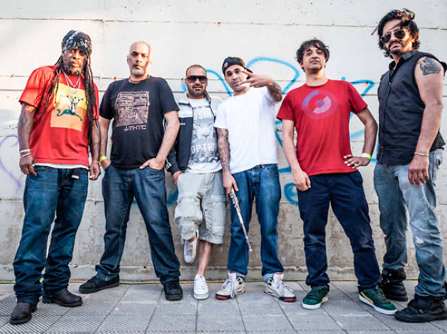 Cruïlla Barcelona 2015: Asian Dub Foundation