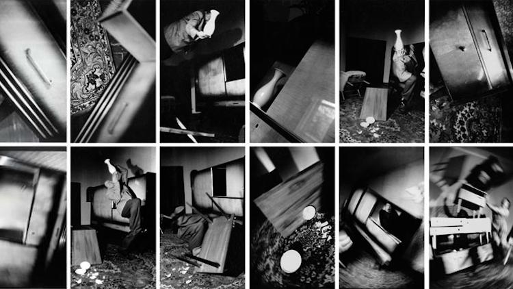 Anna et Bernhard Blume : La Photographie transcendantale