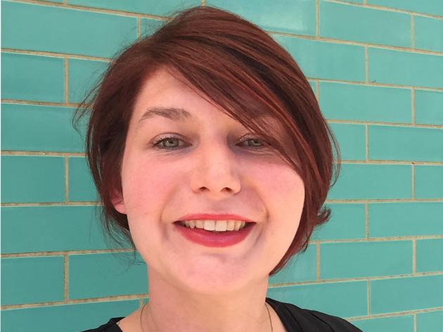 Introducing Coralie Grassin