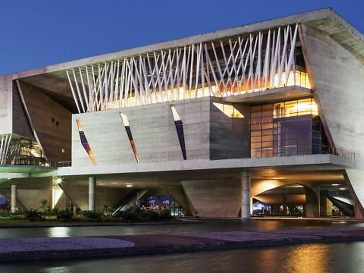 Faire le plein de culture à la Cidade das Artes