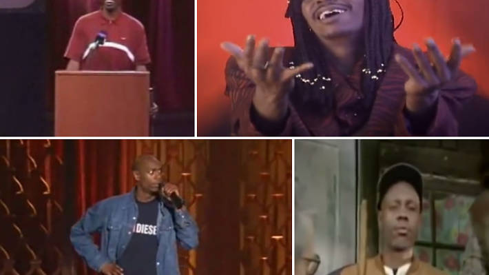 Dave Chappelle: six routines and sketches that made a comedy legend