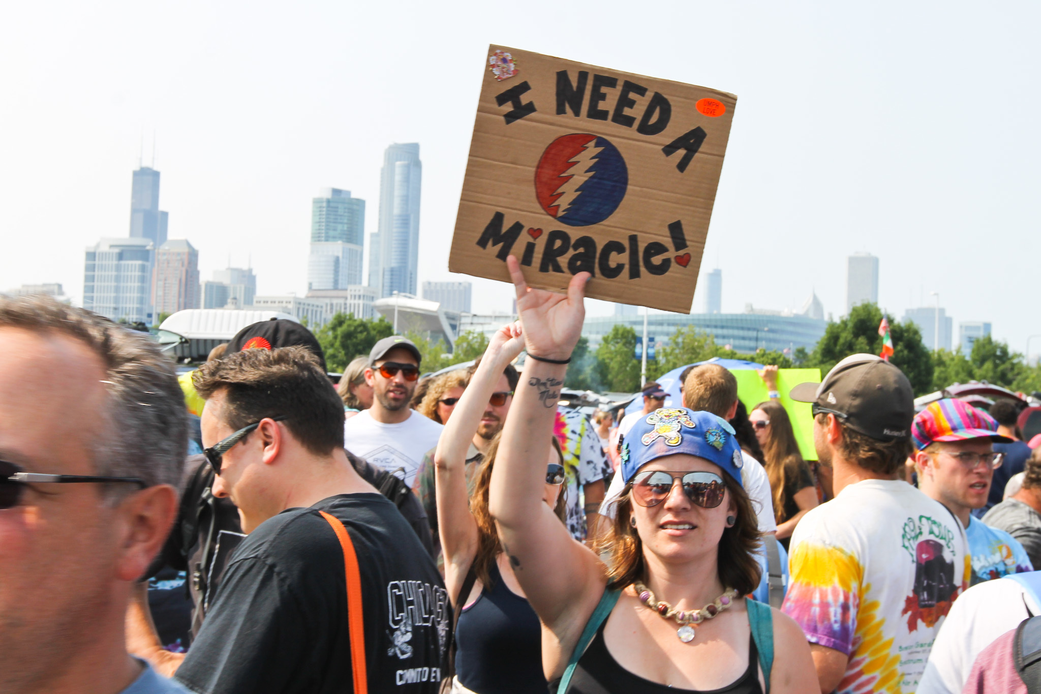 Photos: Grateful Dead fans at Soldier Field