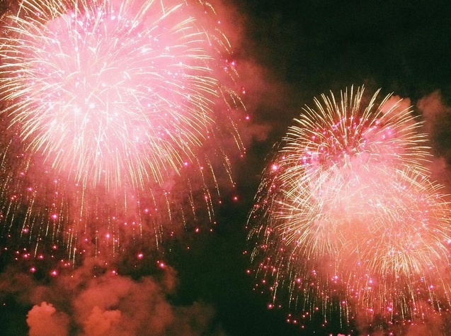 Best Instagram photos of 4th of July fireworks