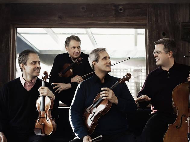 Emerson String Quartet + Jean-Yves Thibaudet