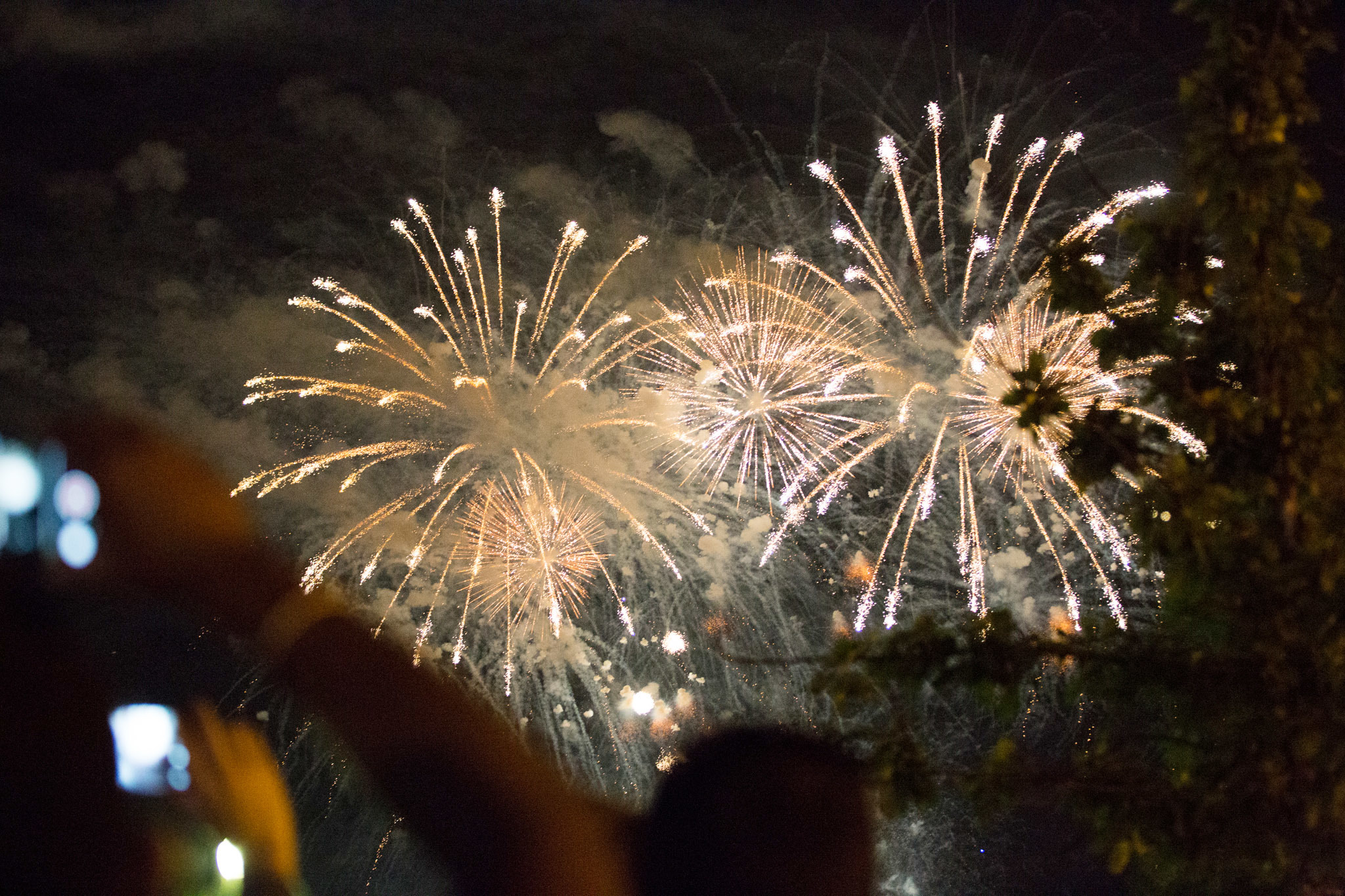 Chicago's best shots of Fourth of July fireworks