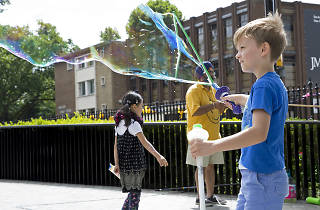 Summer Games at the V&A Museum of Childhood