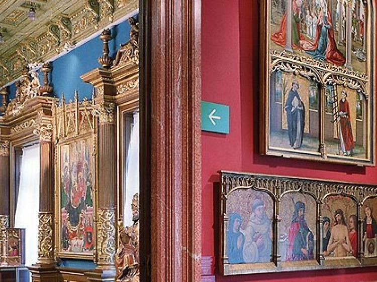 Lázaro Galdiano Museum