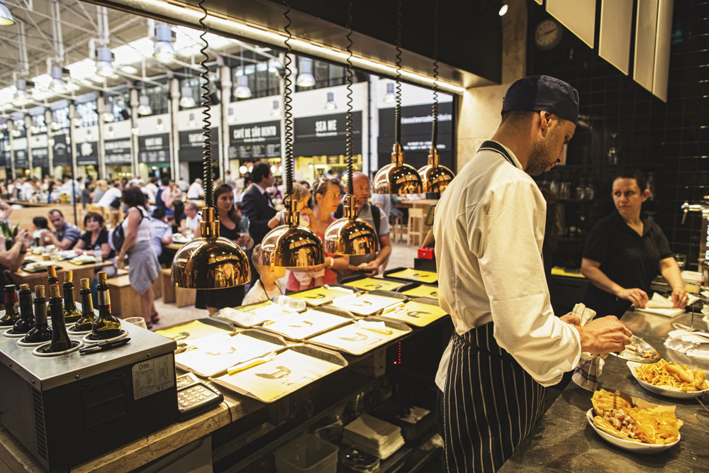 Time Out is opening a mega market in London