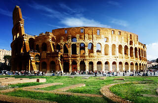 Win a wing-it weekend in Rome