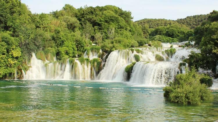 Krka, national park croatia, park croatia, things to do,