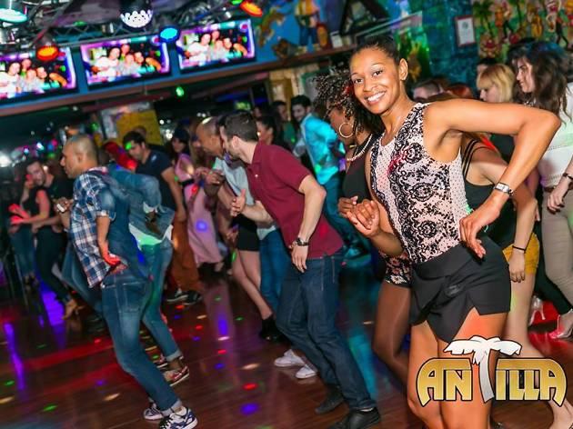Antilla Salsa