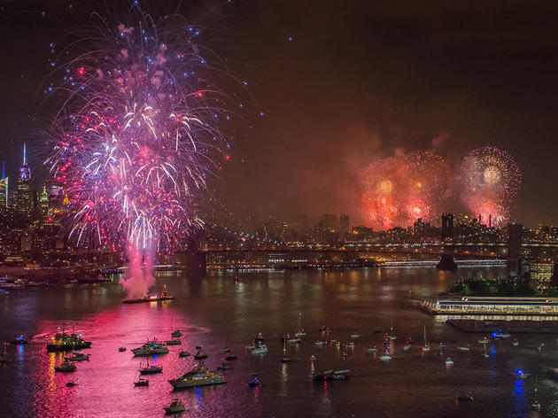 Macy's Fourth of July Fireworks 2015