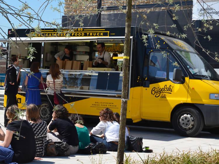 Tendance de la rentrée : une marée de food trucks à Paris !