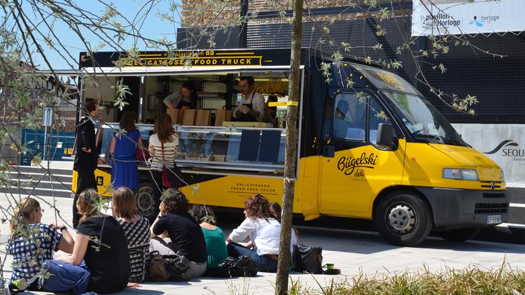 Une marée de food trucks à Paris !