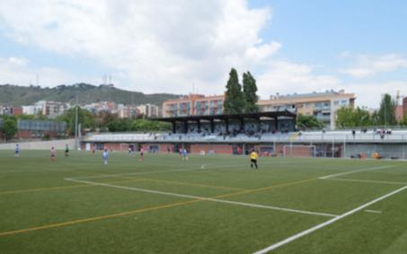 Camp Municipal de Futbol Trinitat Vella