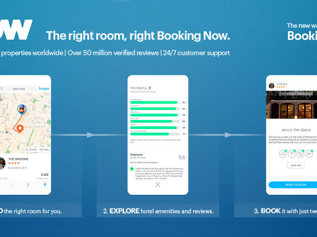 How to Wing It with Booking.com