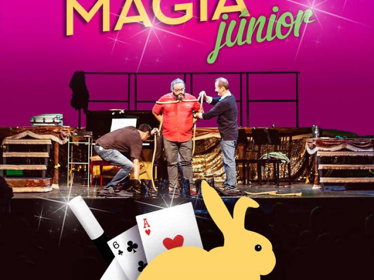 Màgia Júnior al Teatre del Raval