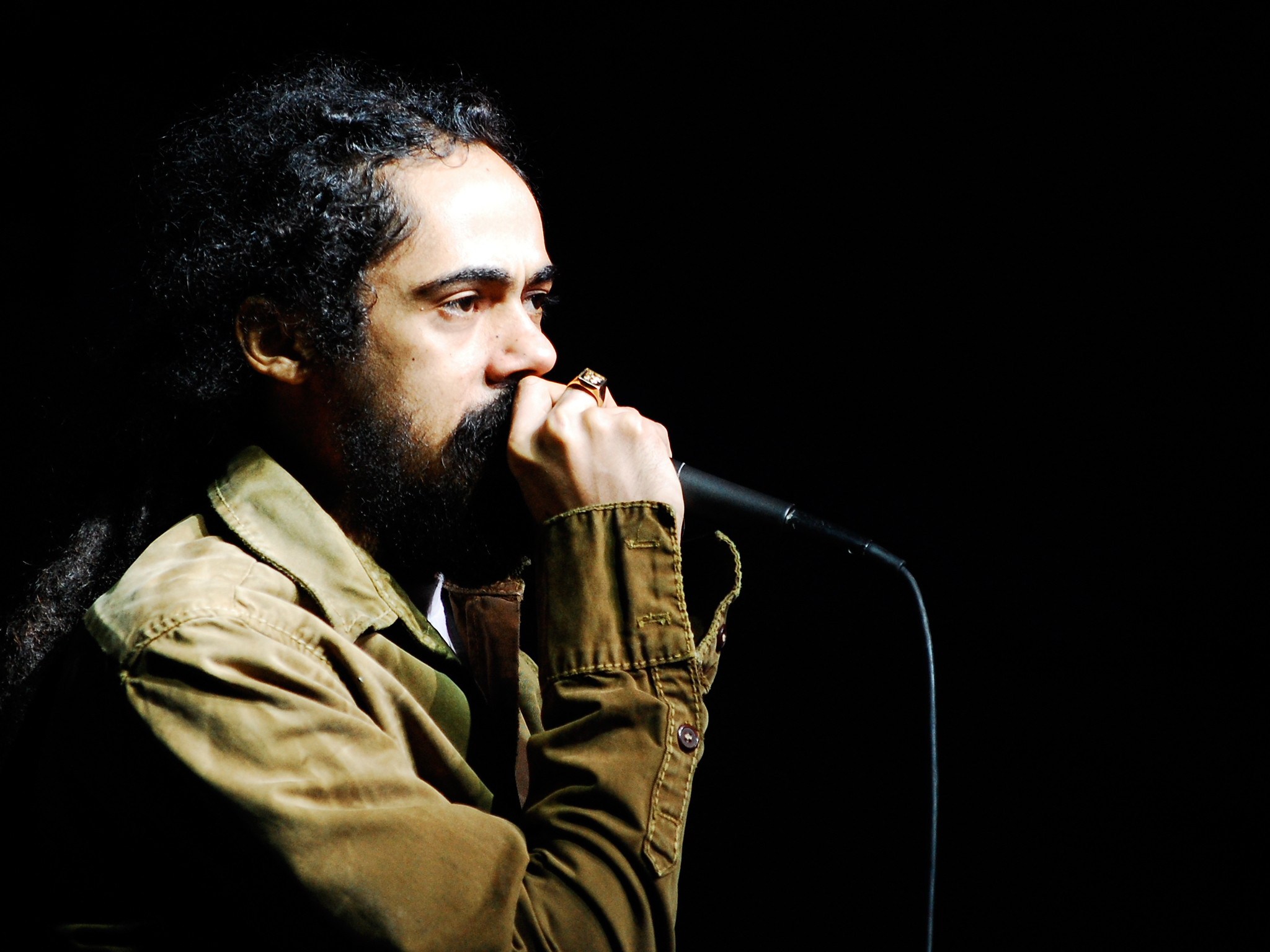 'Welcome to Jamrock' – Damian Marley