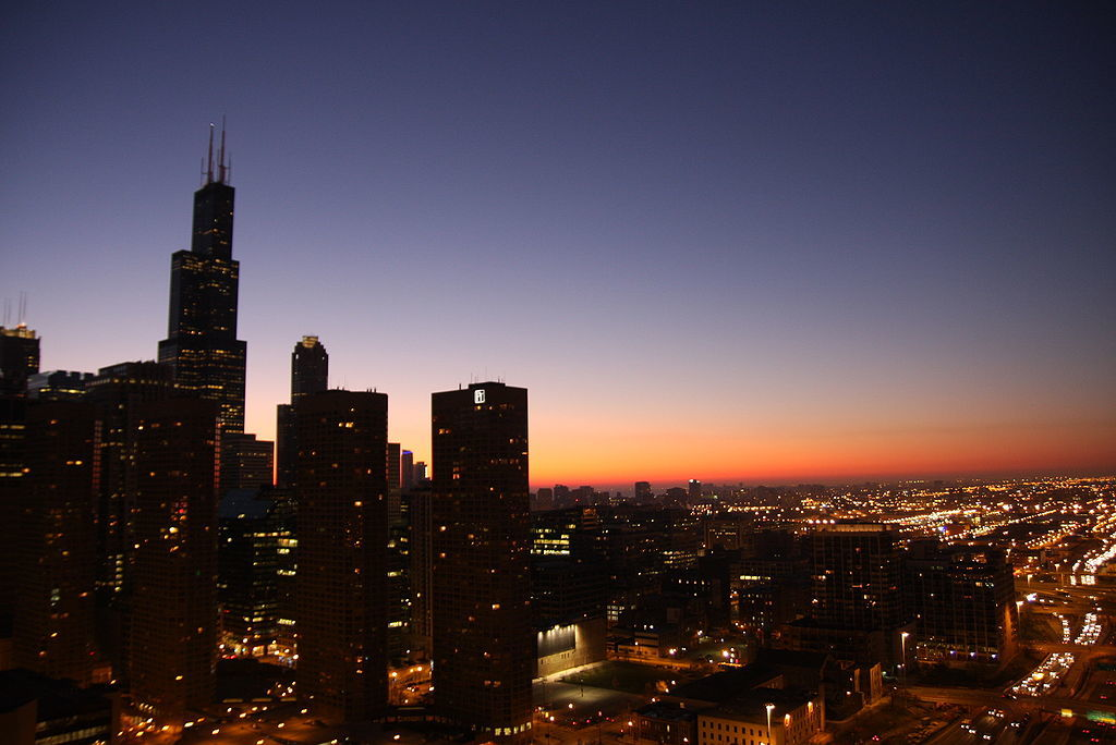 10 signs you need a vacation from Chicago