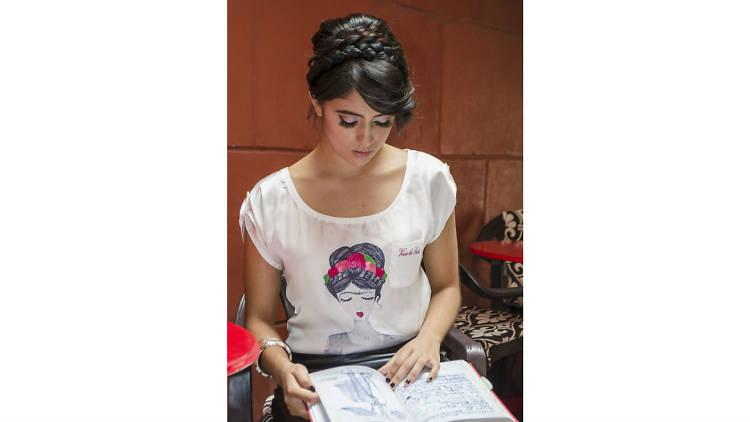 Chulada es una marca inspirada en Frida Kahlo.