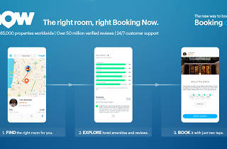 Booking Now app from Booking.com