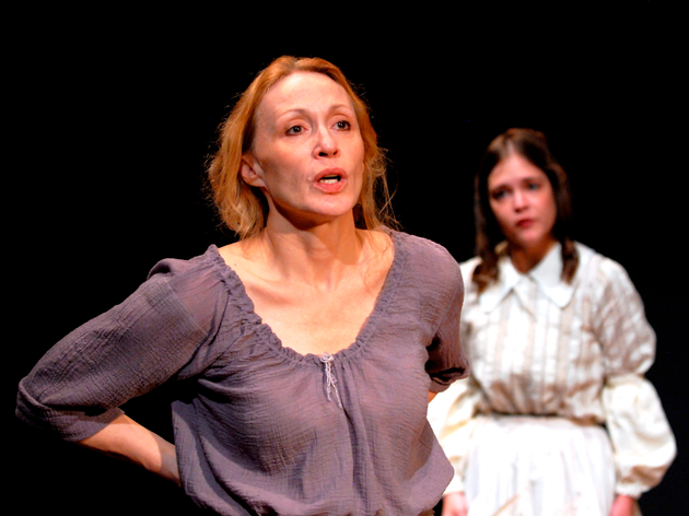Jan Maxwell interview
