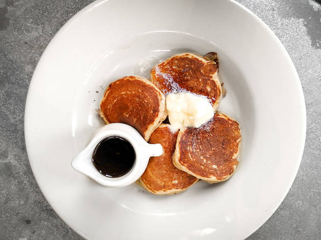 Priests pancakes at Tavern